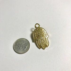 Jewelry - Vintage Hadasah Healing Hand For Israel Lapel Pin